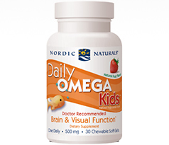 Nordic Naturals Daily Omega Kids